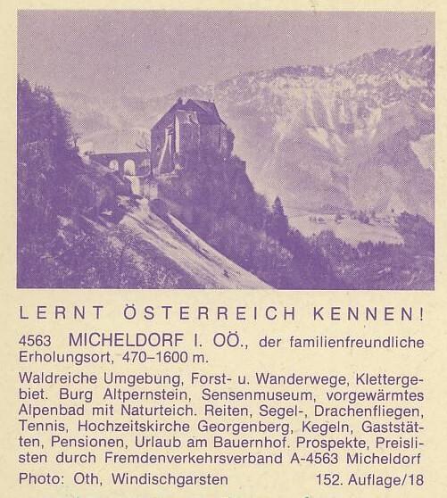 """schönes - Ganzsachen mit Wertstempel """"Schönes Österreich"""" P_451_43"""