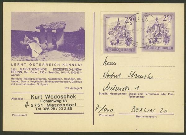 """Ganzsachen mit Wertstempel """"Schönes Österreich"""" - Seite 2 P_452_22"""