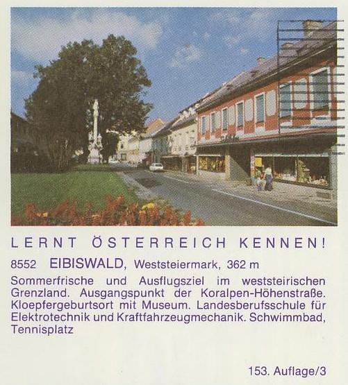 """schönes - Ganzsachen mit Wertstempel """"Schönes Österreich"""" P_455_19"""