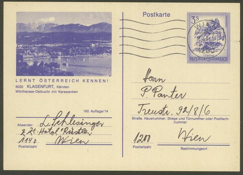 """Ganzsachen mit Wertstempel """"Schönes Österreich"""" - Seite 2 P_460_10"""