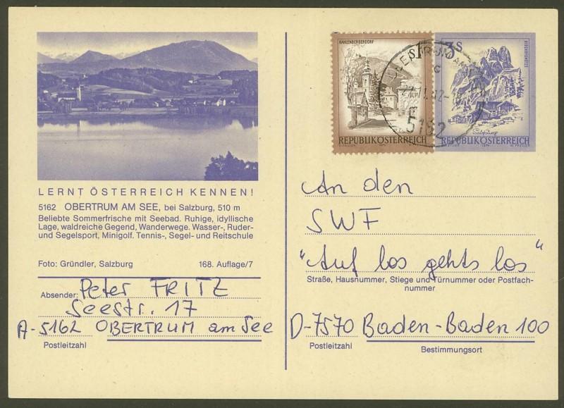 """Ganzsachen mit Wertstempel """"Schönes Österreich"""" - Seite 2 P_460_24"""