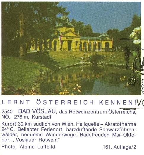 """Ganzsachen mit Wertstempel """"Schönes Österreich"""" - Seite 2 P_461_11"""