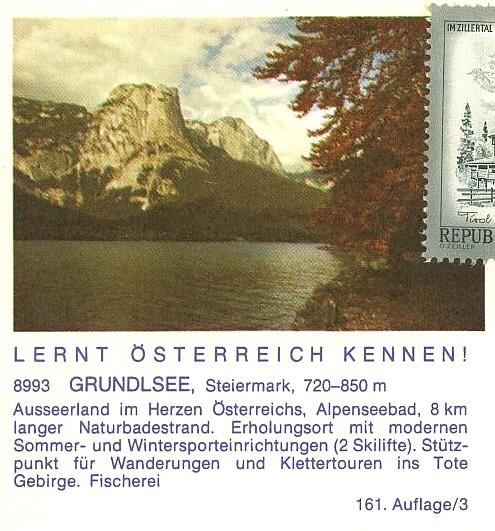 """Ganzsachen mit Wertstempel """"Schönes Österreich"""" - Seite 2 P_461_13"""