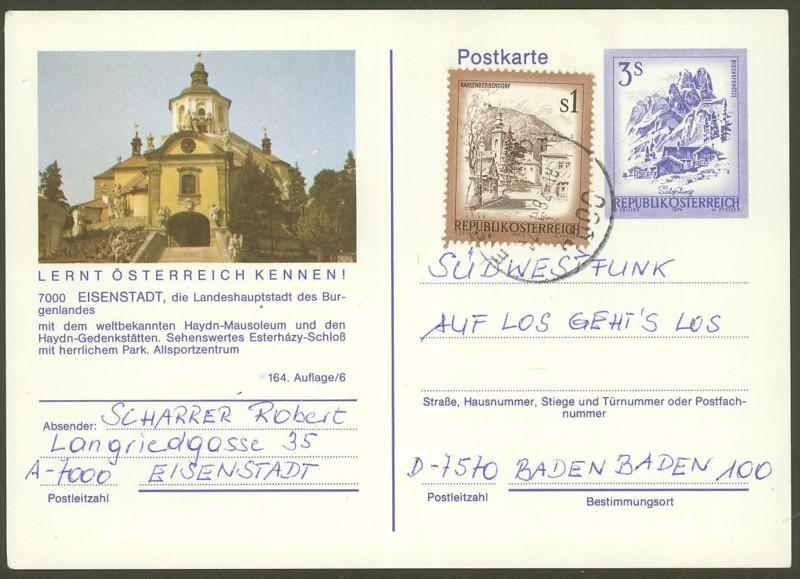 """Ganzsachen mit Wertstempel """"Schönes Österreich"""" - Seite 2 P_461_24"""