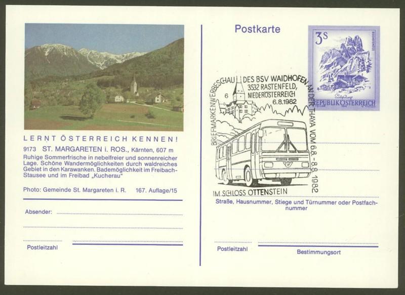 """Ganzsachen mit Wertstempel """"Schönes Österreich"""" - Seite 2 P_461_40"""