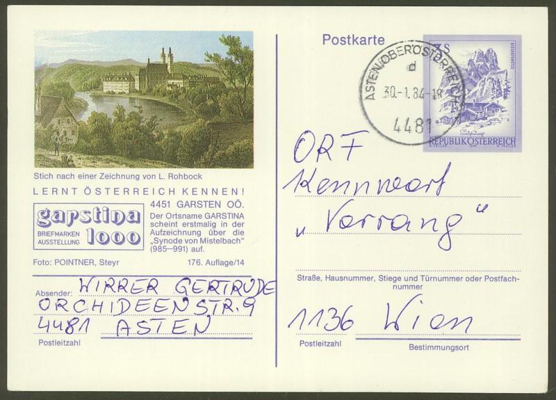 """Ganzsachen mit Wertstempel """"Schönes Österreich"""" - Seite 2 P_461_78"""