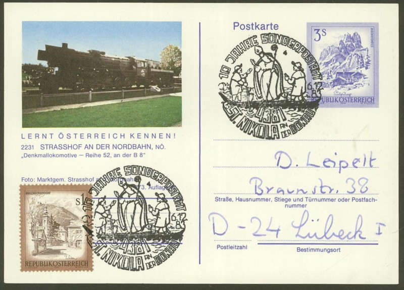 """Ganzsachen mit Wertstempel """"Schönes Österreich"""" - Seite 2 P_464_14"""