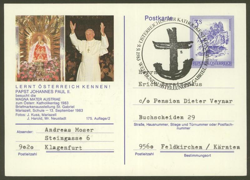 """Ganzsachen mit Wertstempel """"Schönes Österreich"""" - Seite 2 P_464_16"""