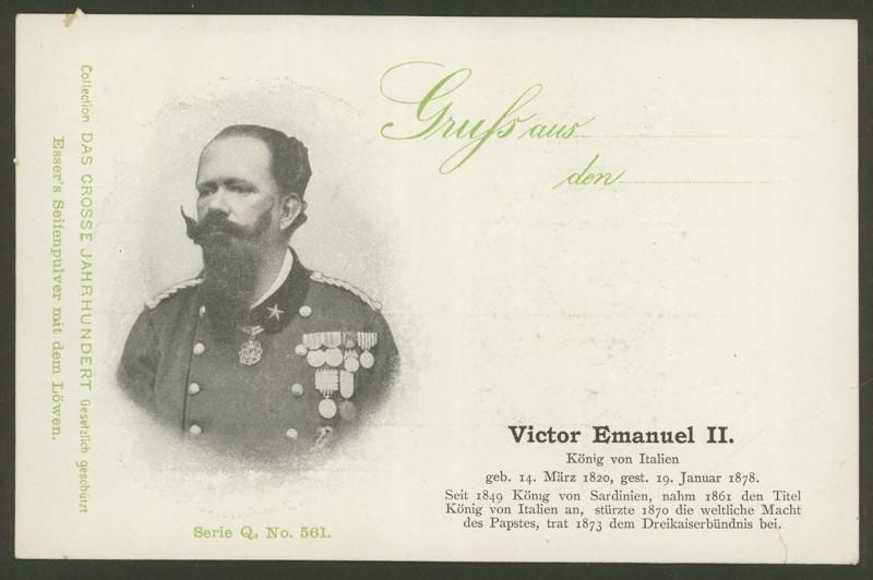 Sammlung Persönlichkeiten des 19. Jahrhunderts Victor10