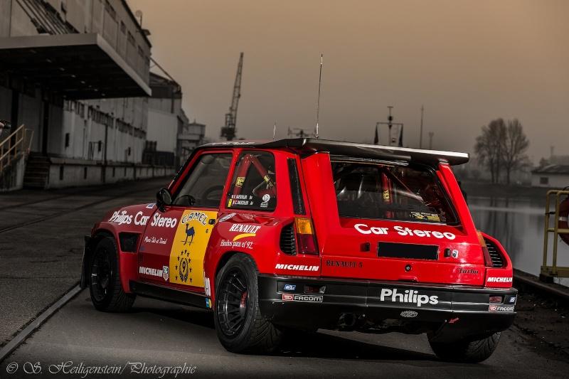 Shooting Renault 5 Turbo by Stephane 12056710
