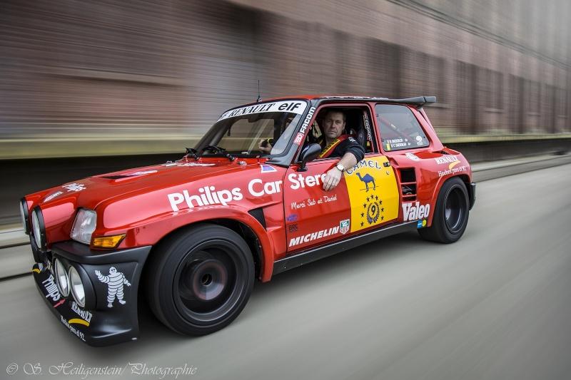 Shooting Renault 5 Turbo by Stephane 12056810
