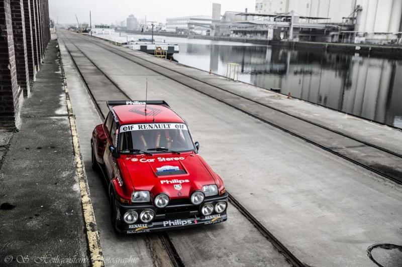 Shooting Renault 5 Turbo by Stephane 15265010