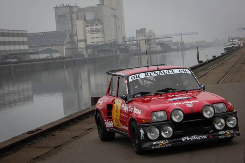 Shooting Renault 5 Turbo by Stephane 15517610