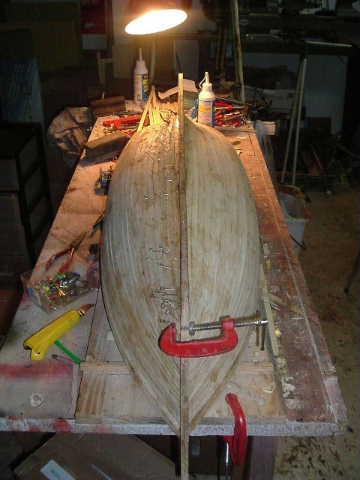 Construction d'un chalutier bois de A à Z LE KIFANLO Autos_14