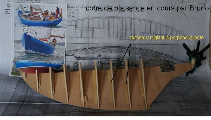 PRINCIPE DE CONSTRUCTION D'UN VOILIER genre Renard ou autre Cotre_10