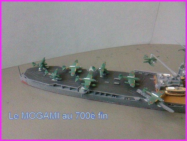 IJN MOGAMI  par l'ancien au 700 ème - Tamiya Mogami11