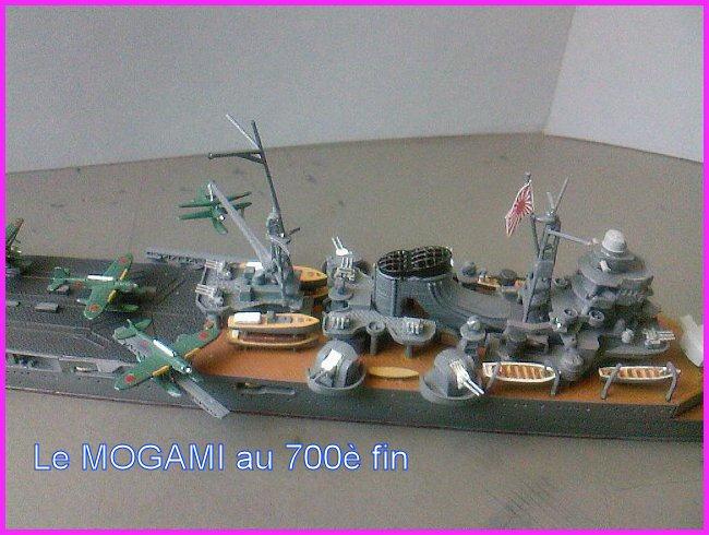 IJN MOGAMI  par l'ancien au 700 ème - Tamiya Mogami12