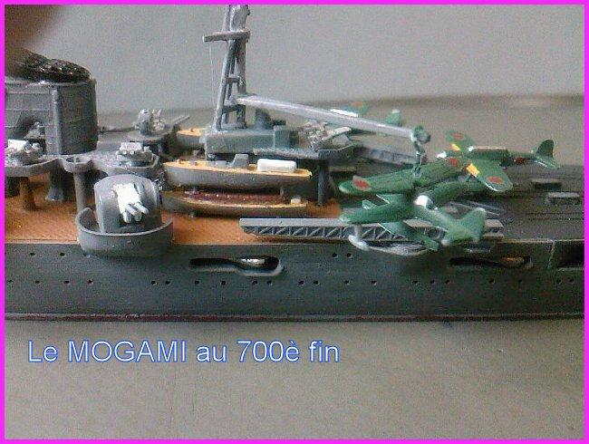 IJN MOGAMI  par l'ancien au 700 ème - Tamiya Mogami14