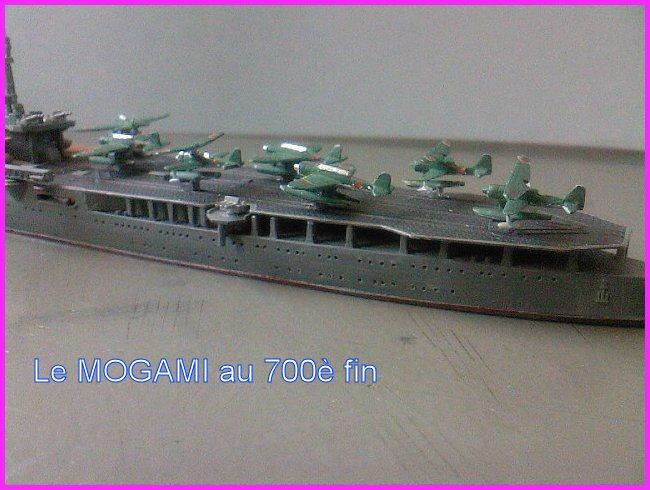 IJN MOGAMI  par l'ancien au 700 ème - Tamiya Mogami15