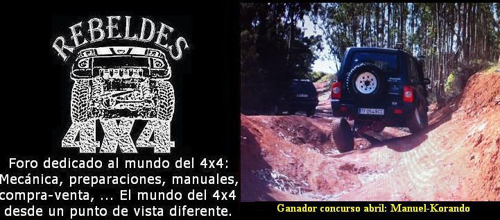 Rebeldes 4x4