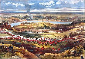 26 mars 1885 Canada : début de la rébellion de la Saskatchewan Aaa_ba15