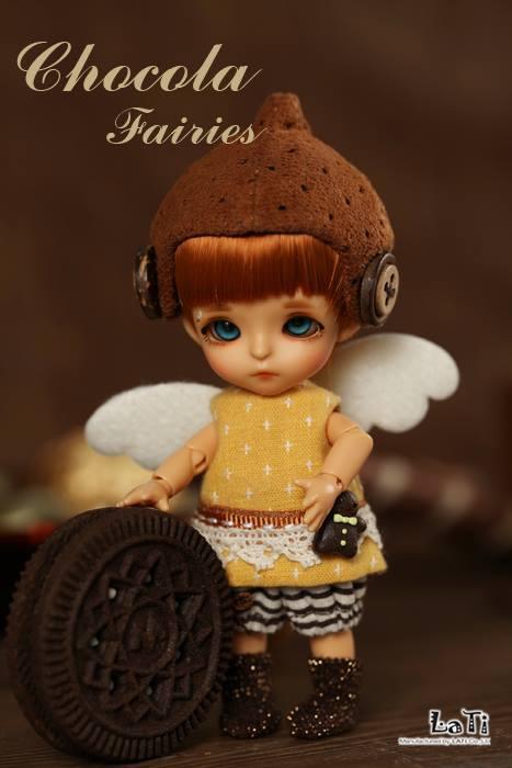 ♥ Pre-Order Février 2014 ♥ Chocola Fairies ♥ 17808910