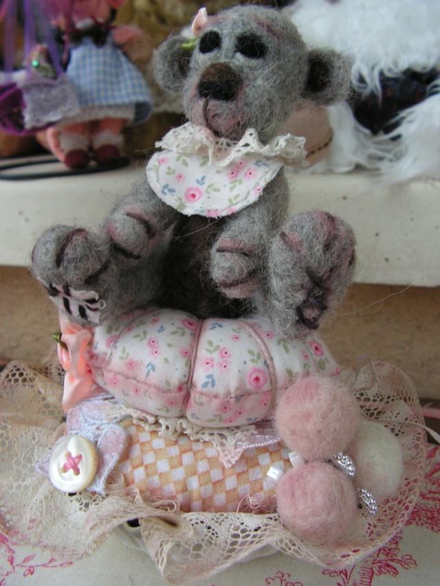 Un pique-aiguilles ourson Pict8422