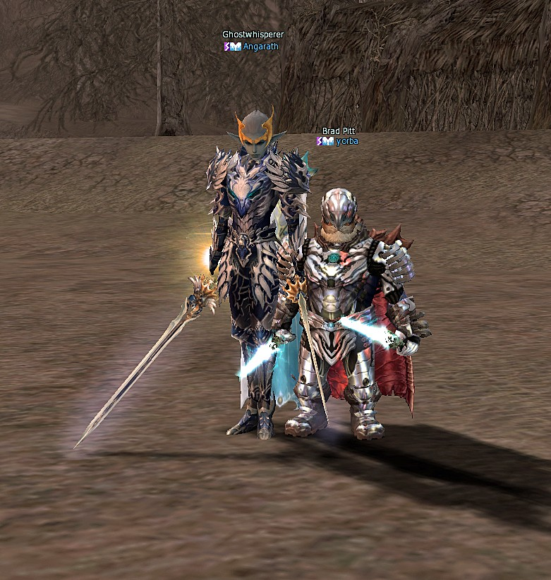 Anga and his sidekick  Side_c10