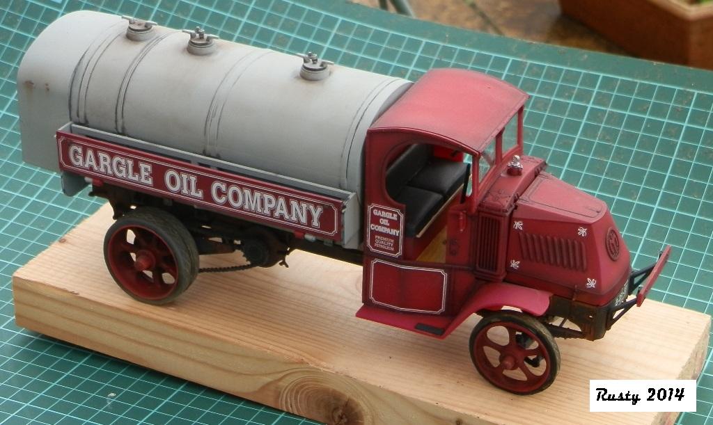Mack Bulldog Tanker 1926  [1/24 Monogram] P1033310
