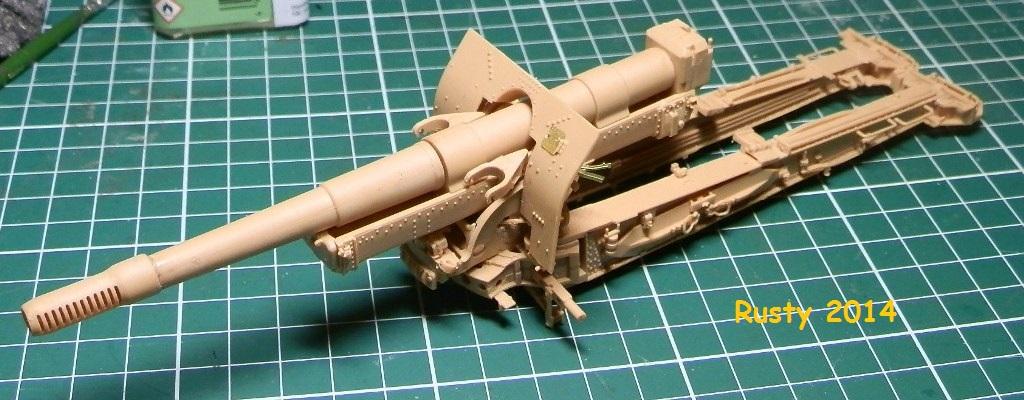 Obusier ML-20 de 152mm [Trumpeter 1/35] P2233410