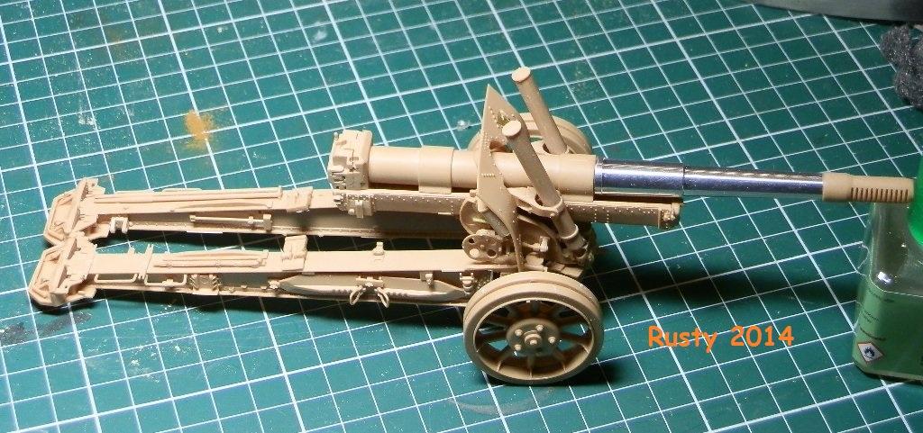 Obusier ML-20 de 152mm [Trumpeter 1/35] P2243410