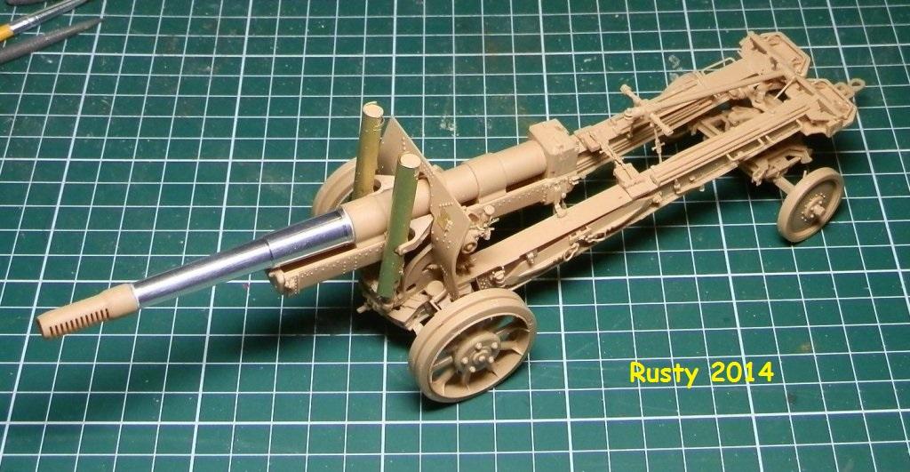 Obusier ML-20 de 152mm [Trumpeter 1/35] P2253410