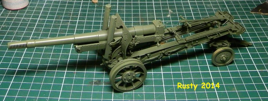 Obusier ML-20 de 152mm [Trumpeter 1/35] P2263410
