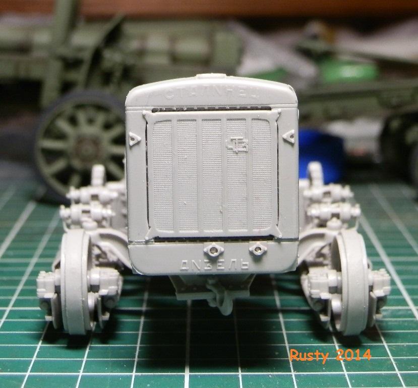 Tracteur d'artillerie CHTz S-65 [trumpeter 1/35] P3073412