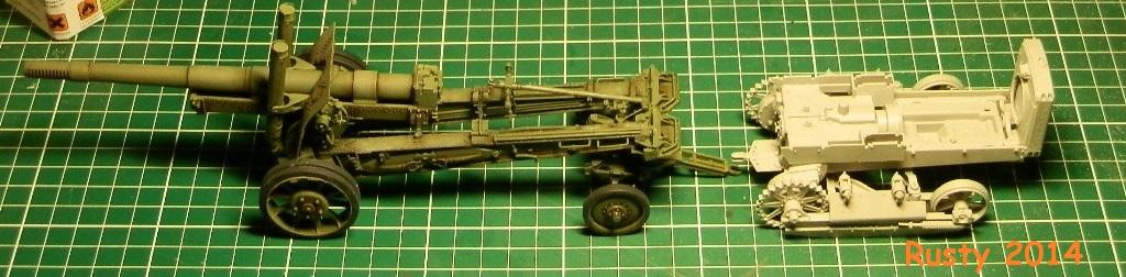 Tracteur d'artillerie CHTz S-65 [trumpeter 1/35] P3073414