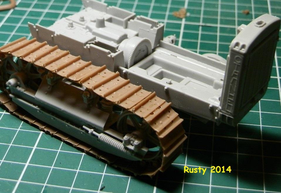 Tracteur d'artillerie CHTz S-65 [trumpeter 1/35] P3083411