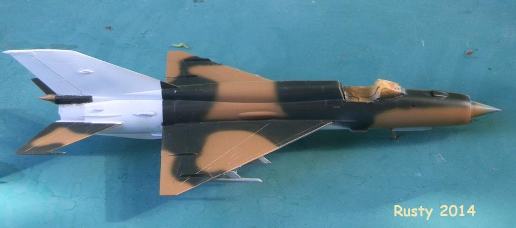 Mig-21 bis [1/48 Eduard Week End] P5080015