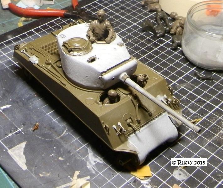 M4A3 (76) S/Lt d'Arcangues 12eme RCA [Italeri 1/35 ref.6440] Pa083311