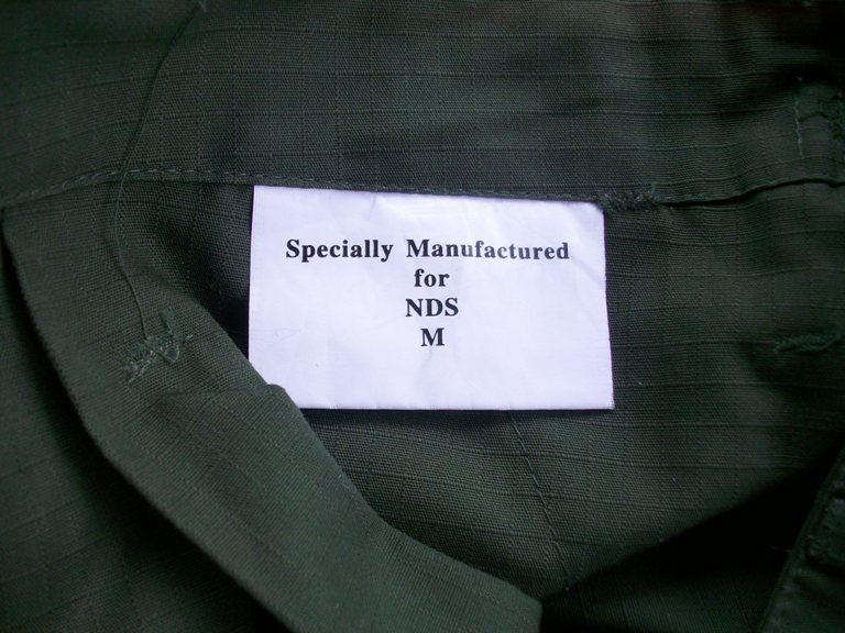 Afghan NDS BDU Pants 00323