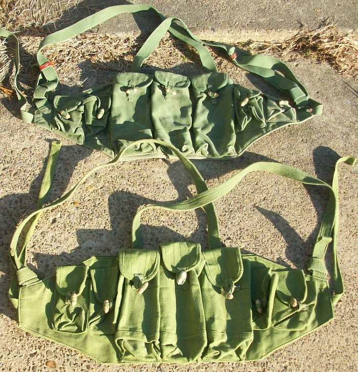 Afghan Made AK Chest Pouch 02810