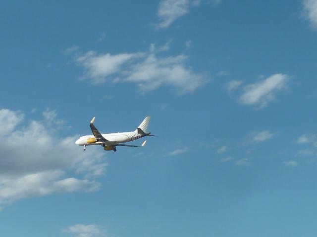Beaux ciels, crépuscules  et nuages  Avions16
