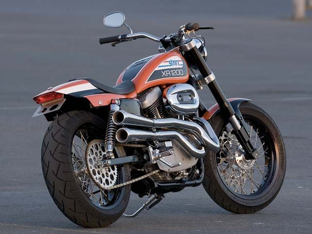 une chouette HD Harley10