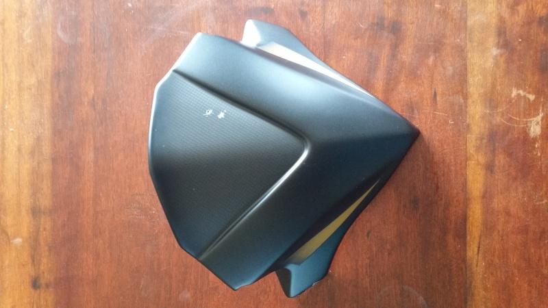 Vends Tête de fourche JMV Concept gris mat look carbone 20140411