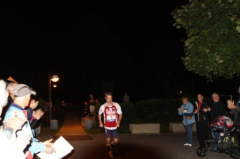 Bertrand Moulinet record  et Champion de France du 100 km  Bertra11