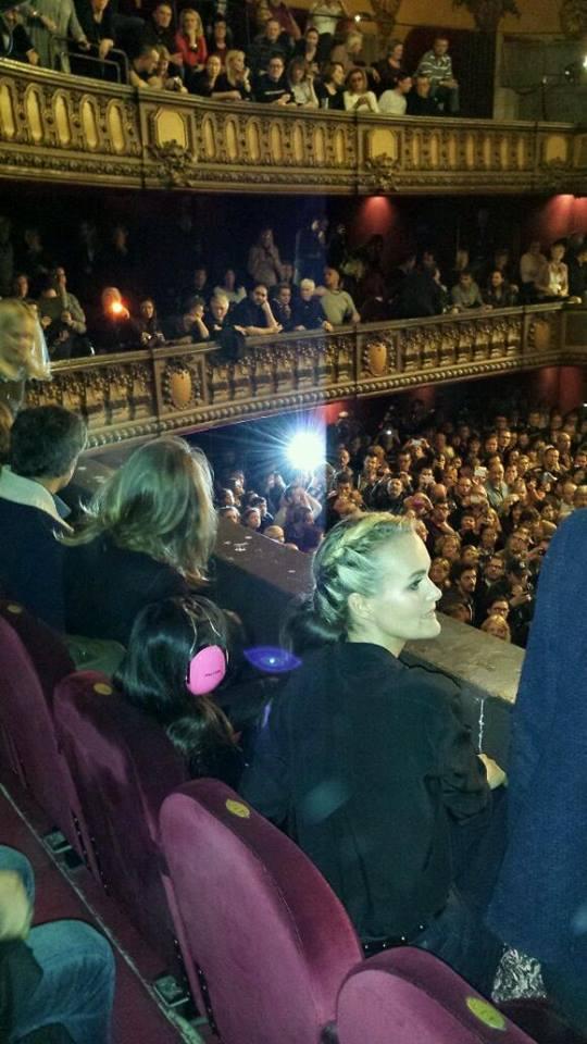 concert au Trianon 15 décembre 2013 au profit de l'association La Bonne Étoile. 14996710