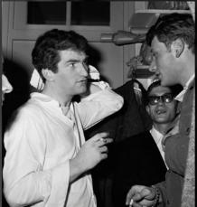Johnny Hallyday, Jacques Dutronc & Eddy Mitchell à Paris-Bercy  Captur79