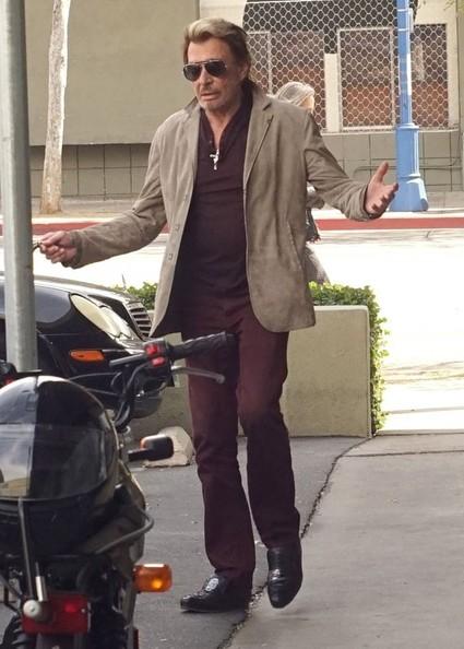 Johnny le 17 avril 2014 Californie Johnny44