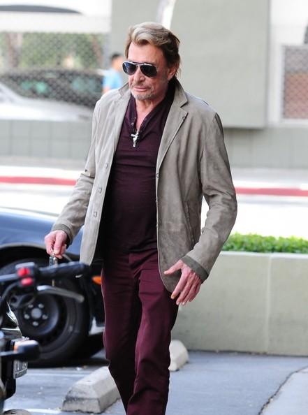 Johnny le 17 avril 2014 Californie Johnny45