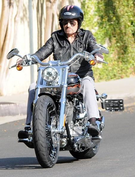 Johnny en moto 23/O4/2014  Johnny55