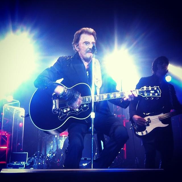 Tournée Américaine 2014 Johnny59